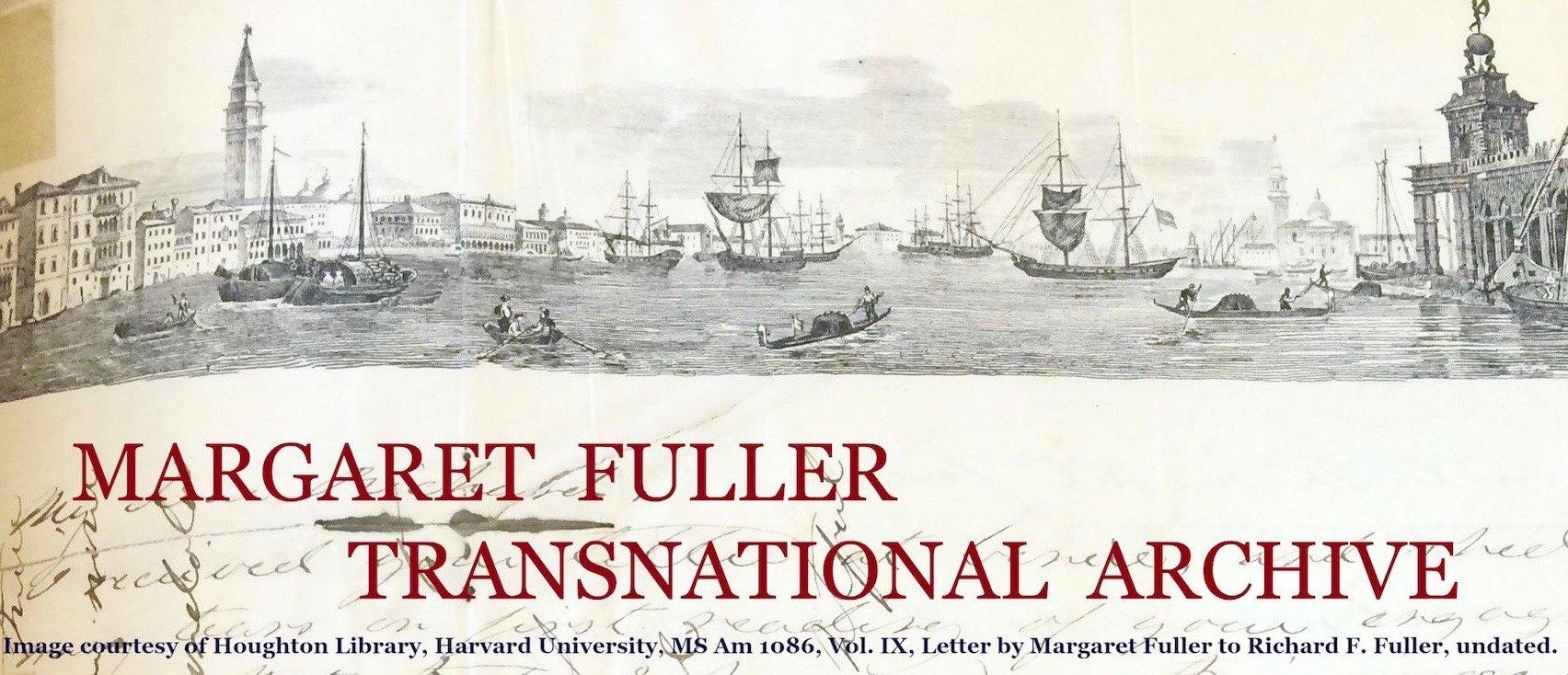 Margaret Fuller Digital Archive